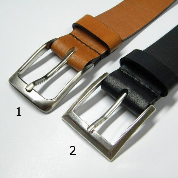 Cinturón piel distintas hebillas