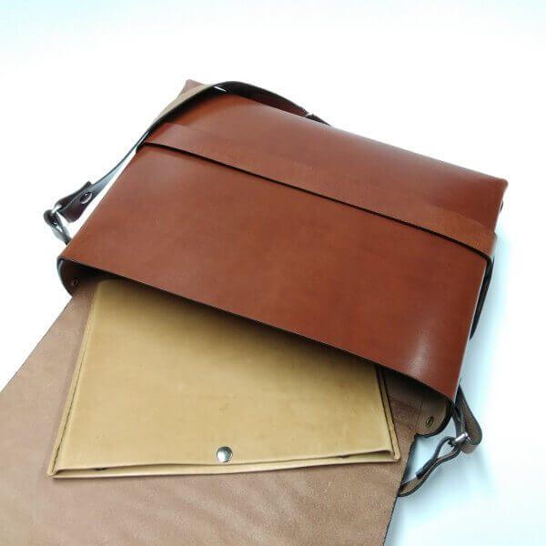 Bolso interior de bolso de bandolera