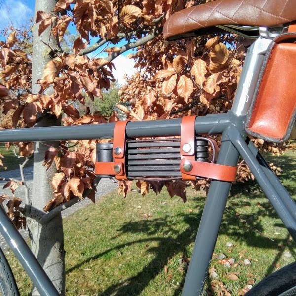 Funda para candado de bicicleta