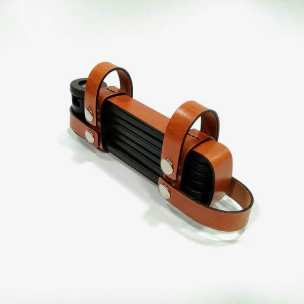Padlock cover and folding padlock