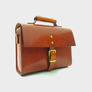 Brompton compatible bag brown