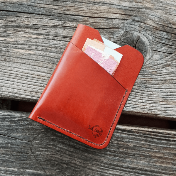 full minimalist card holder